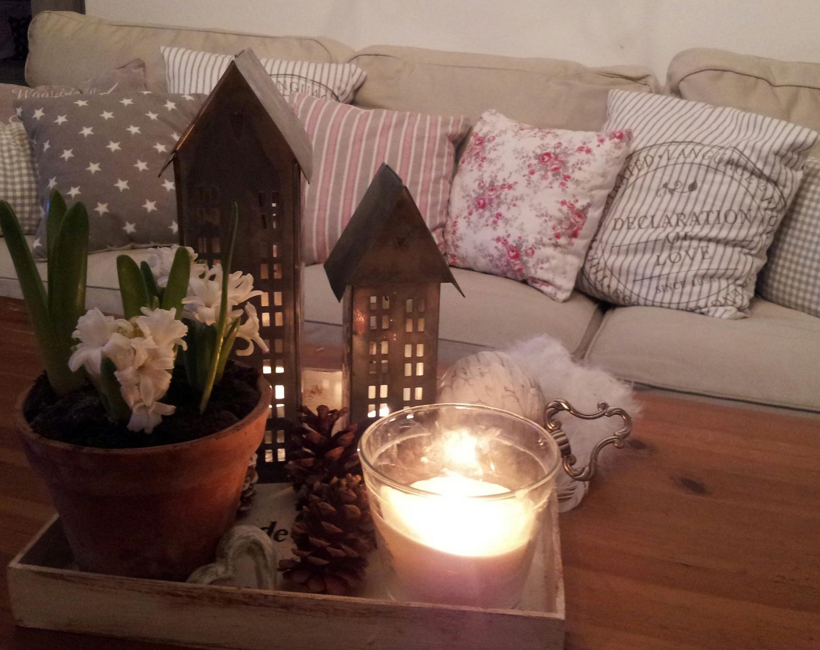 Home sweet home...... - ..príjemný predsilvestrovský večer...
