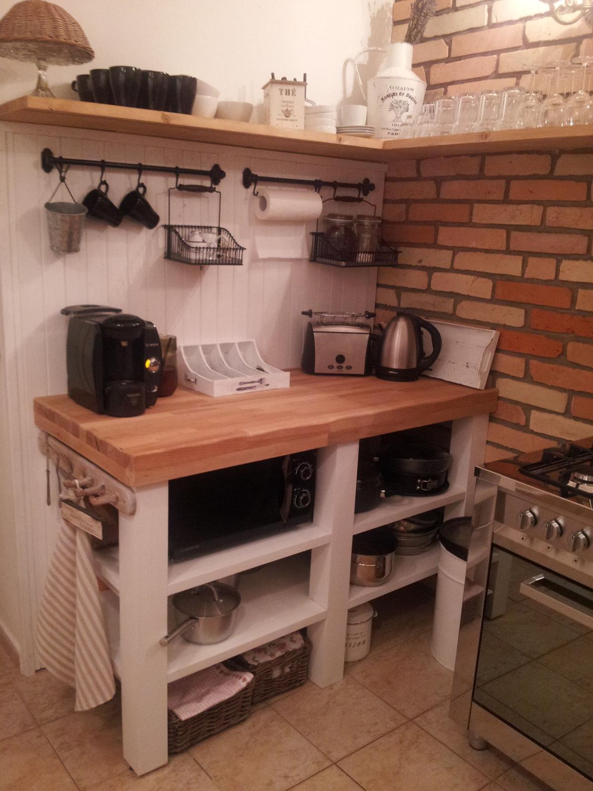 ..kuchyňa podľa mojich predstáv... - Obrázok č. 9