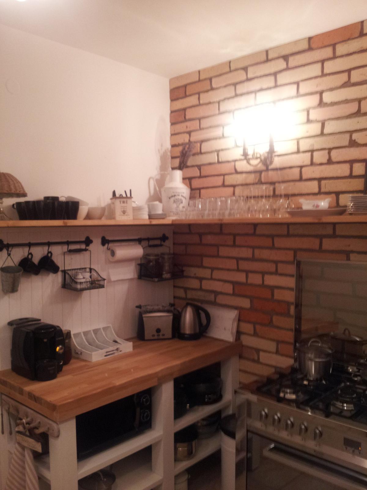 ..kuchyňa podľa mojich predstáv... - Obrázok č. 10