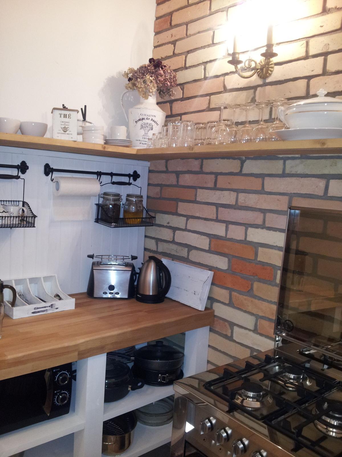 ..kuchyňa podľa mojich predstáv... - Obrázok č. 15