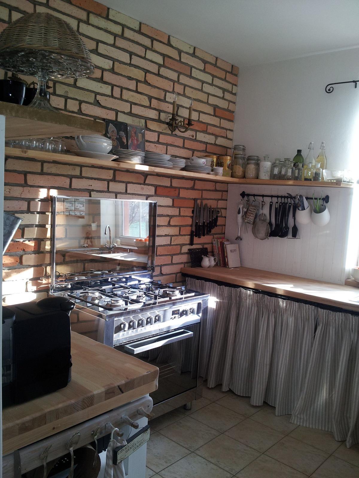 ..kuchyňa podľa mojich predstáv... - Obrázok č. 16