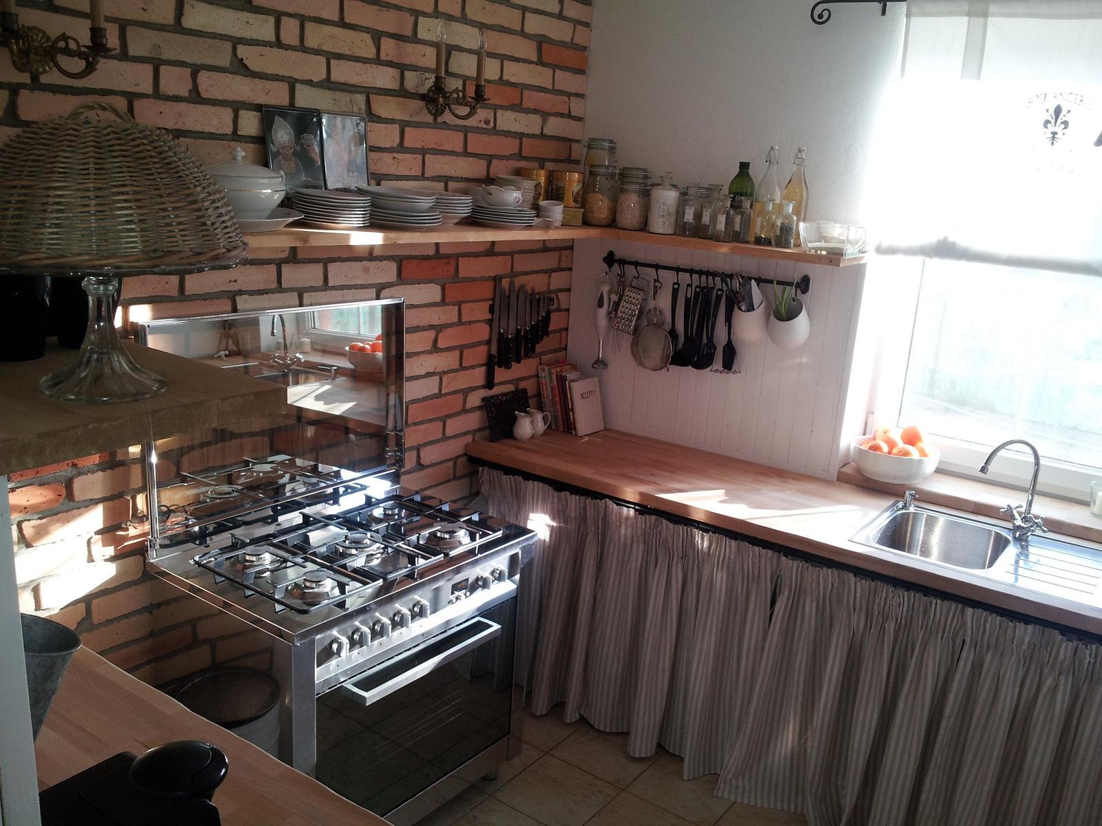 ..kuchyňa podľa mojich predstáv... - Obrázok č. 17