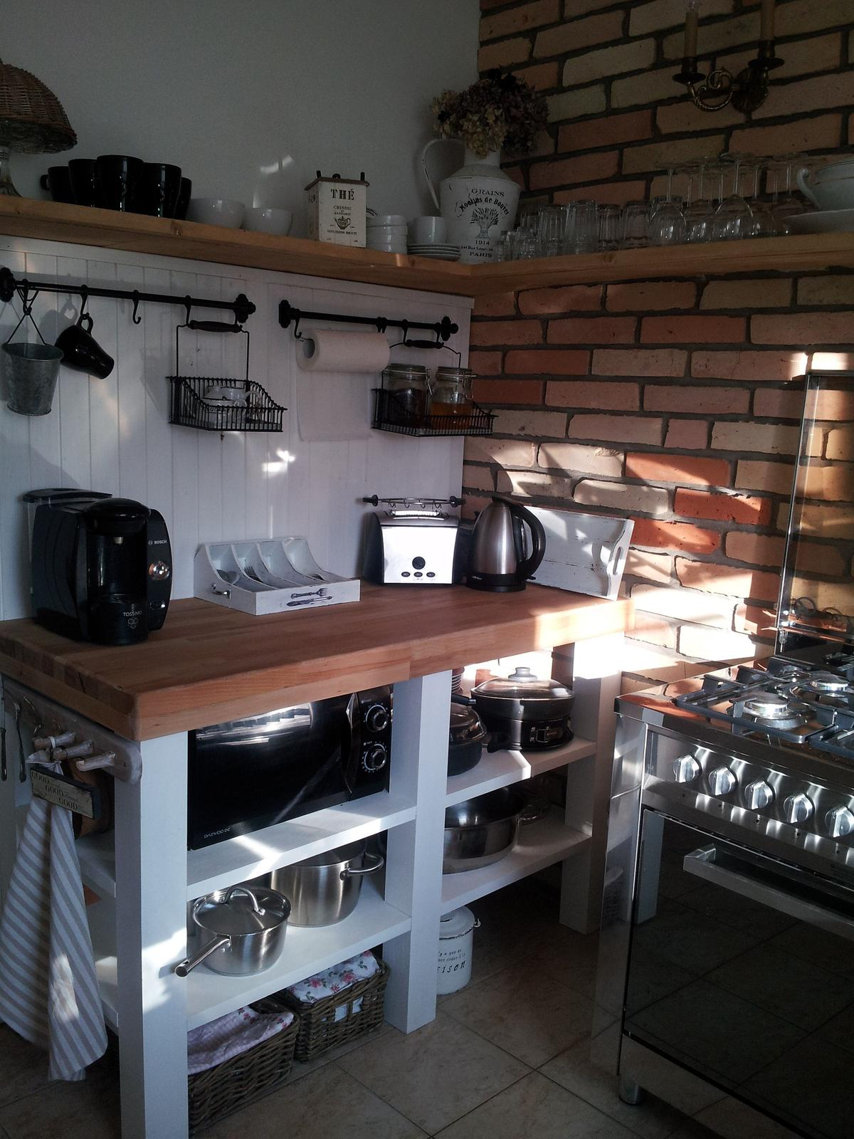 ..kuchyňa podľa mojich predstáv... - Obrázok č. 20