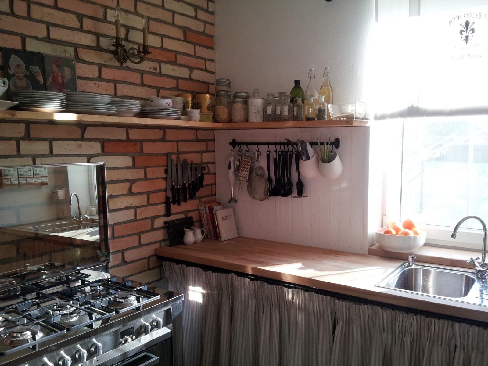 ..kuchyňa podľa mojich predstáv... - Obrázok č. 24