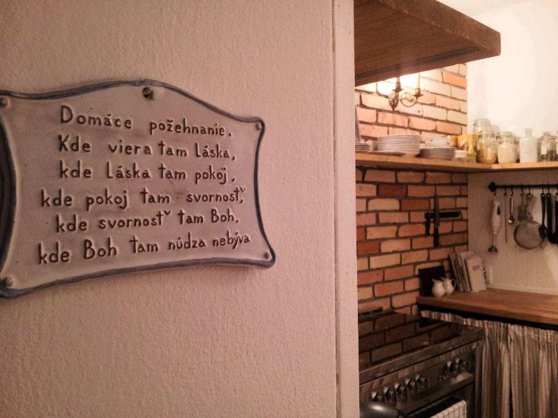 ..kuchyňa podľa mojich predstáv... - ..domáce požehnanie....