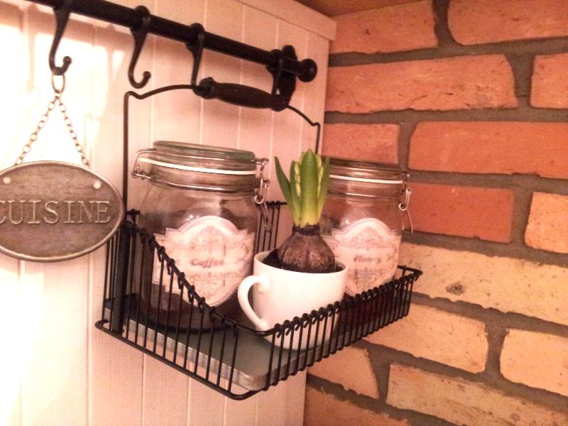 ..kuchyňa podľa mojich predstáv... - ..urobila som si etikety....ďakujem Lucka ( blucia79) :)