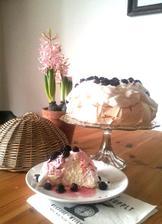 ...tak som sa odhodlala vyskúšať Pavlovu tortu......