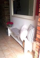 ...pohľad, keď otvoríte dvere nášho domu....