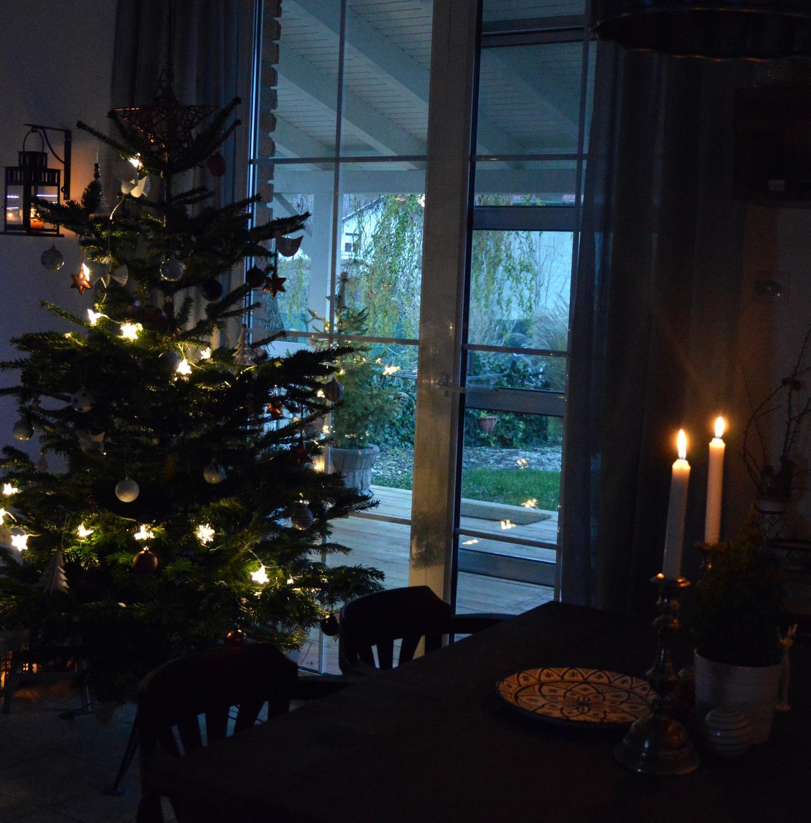 Home sweet home...... - ...stromček náš vianočný.....