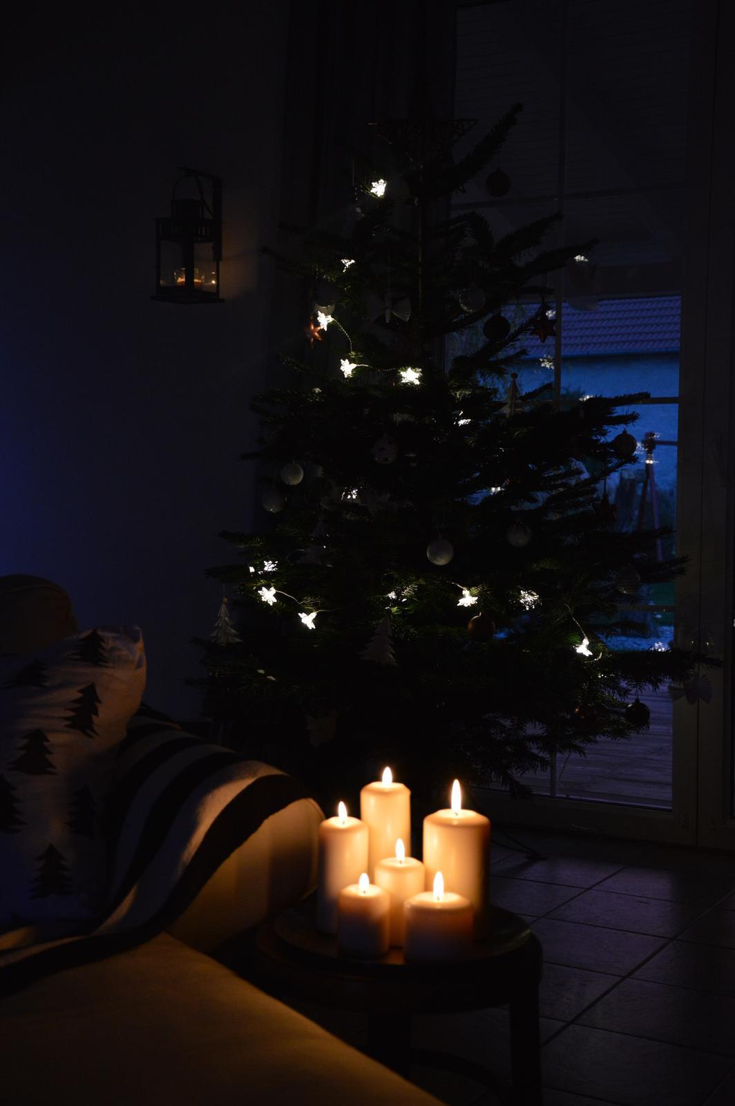 Home sweet home...... - ...atmosféra, ktorú vyčarujú len Vianoce :-)