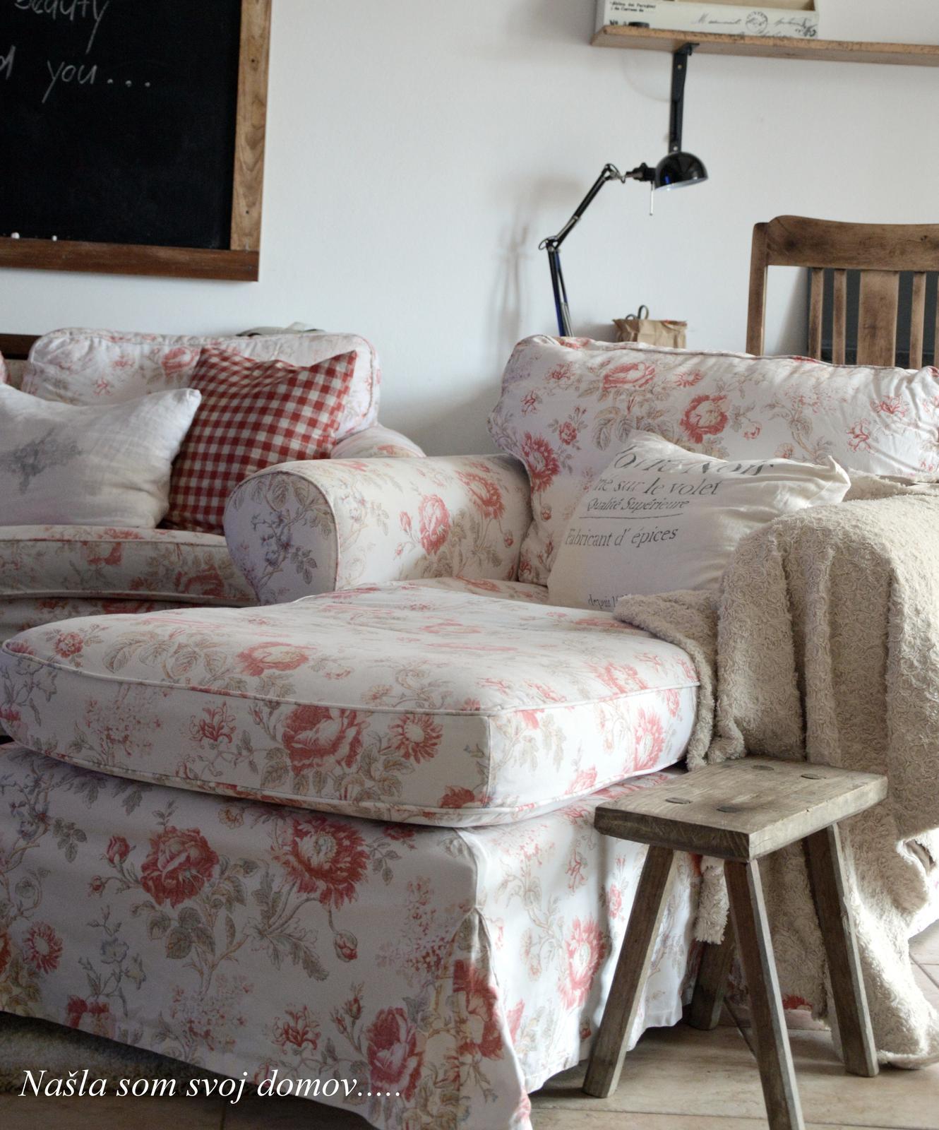 Home sweet home...... - ...rozkvitla nám obývačka :-)