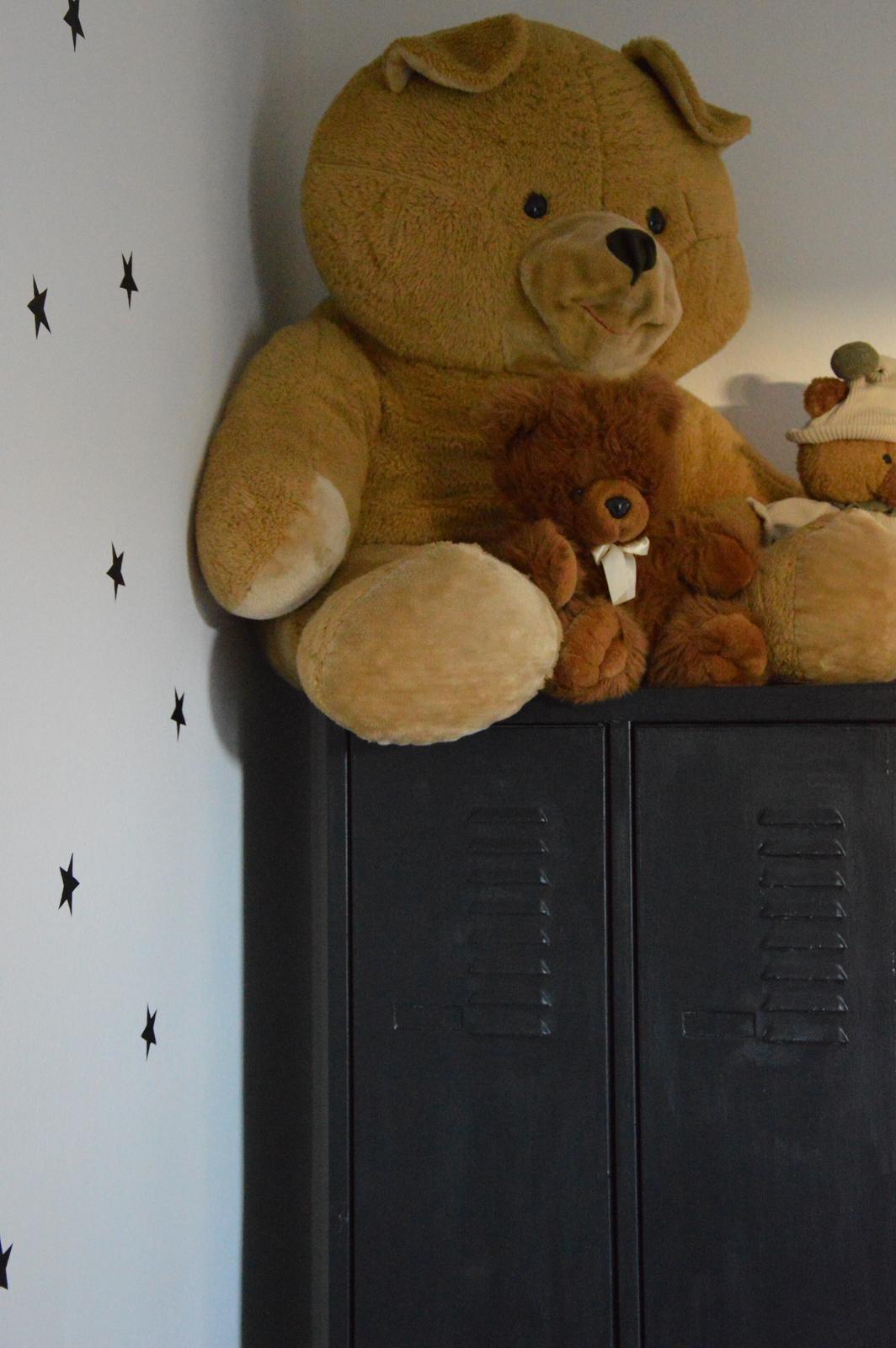...premena detskej izby na čierno - bielu..... - Obrázok č. 2