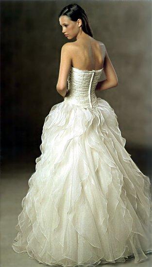 M & W - Naše pripravy na deň D - Moje šaty III