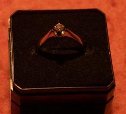 Snubný prsteň