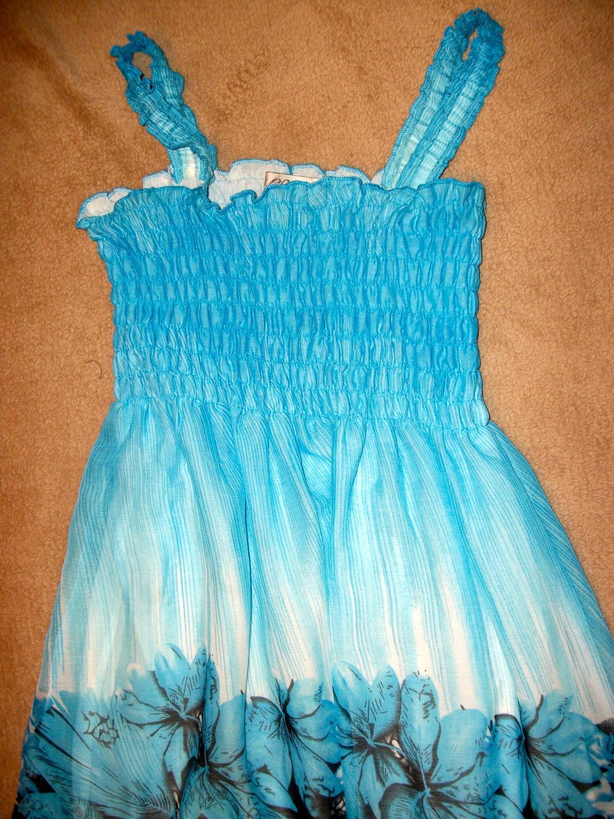 šaty na 9-10 rokov - Obrázok č. 2