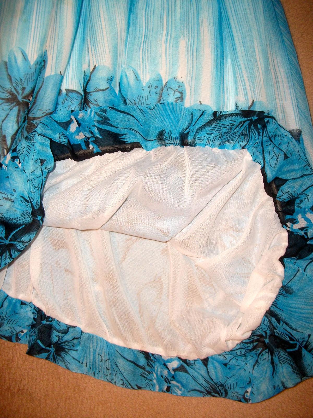 šaty na 9-10 rokov - Obrázok č. 3