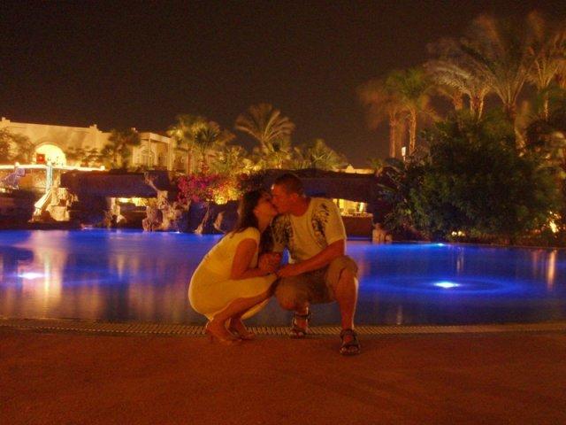 Tina a{{_AND_}}Peco - svadobná cesta Egypt - Sharm El Sheikh