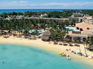 náš hotel Le Mauricia