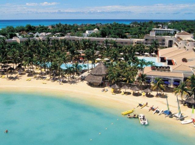 Mirka a Braňo - náš hotel Le Mauricia