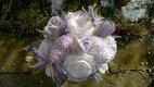 Mydlové kytice,