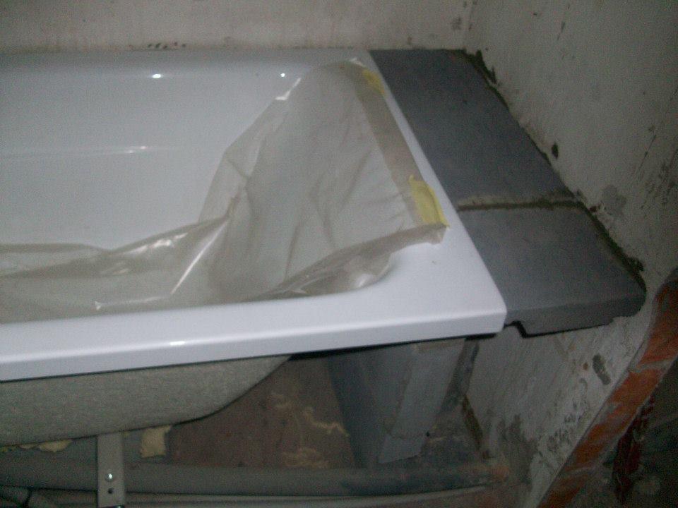 Rekonštrukcia kúpeľne - Obrázok č. 2