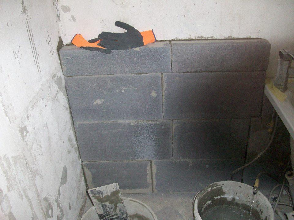 Rekonštrukcia kúpeľne - Ťahala sa voda