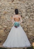 Extravagantné svadobné šaty, 34