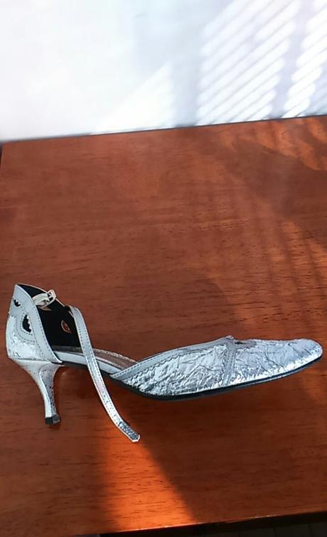 2x obuté spoločenské topánočky - v.40 - Obrázok č. 3
