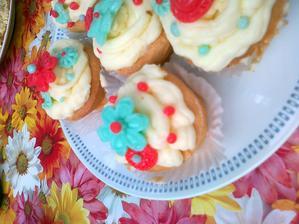 šmoulí dortík