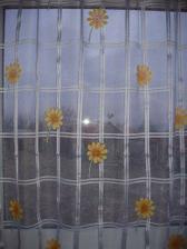 záclona v kuchyni