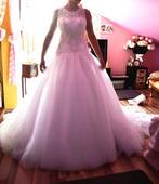 Luxusné svadobné šaty 38-40-42, 42