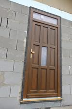 konečne mám už aj dvere :)