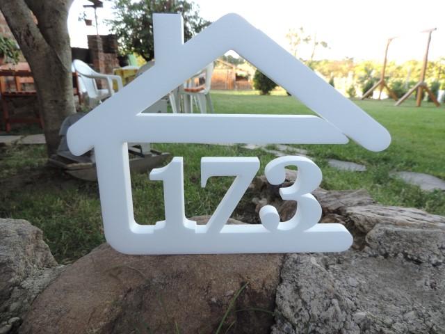 Originálne čísla na dom v domčeku - Obrázok č. 7