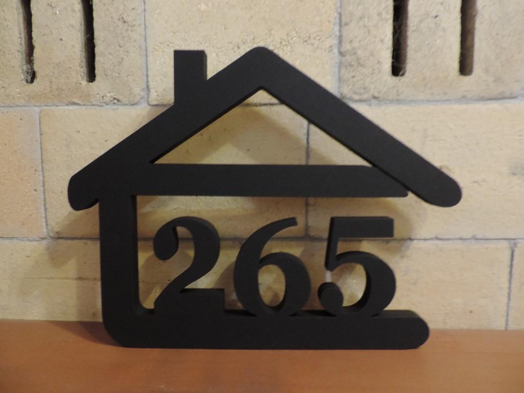 Originálne čísla na dom v domčeku - Obrázok č. 22