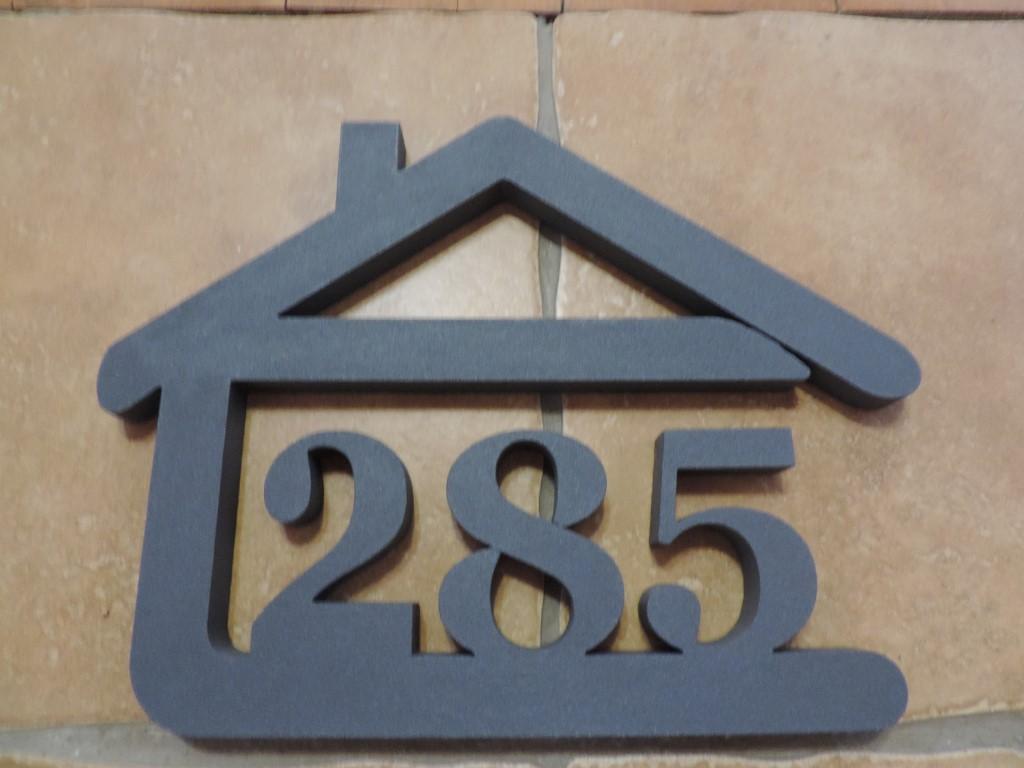 Originálne čísla na dom v domčeku - Obrázok č. 24