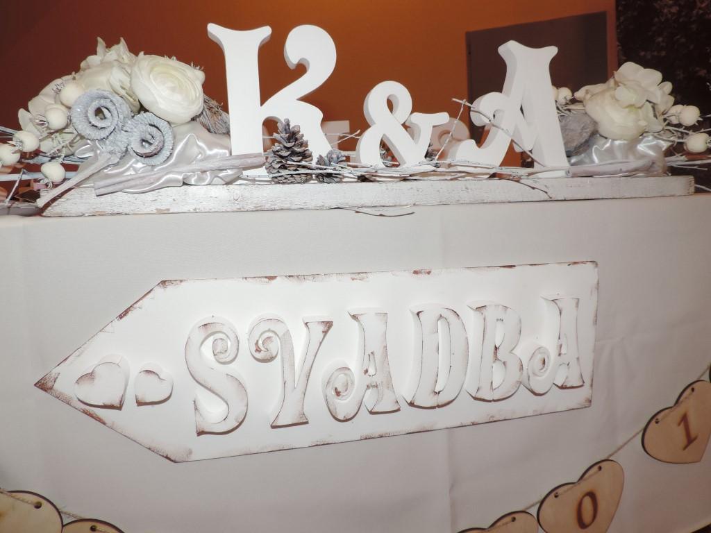 Náš stánok na svadobnej výstave - Obrázok č. 7