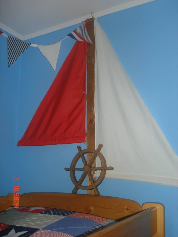 Detské mená a dekorácie v námorníckom štýle - Obrázok č. 80