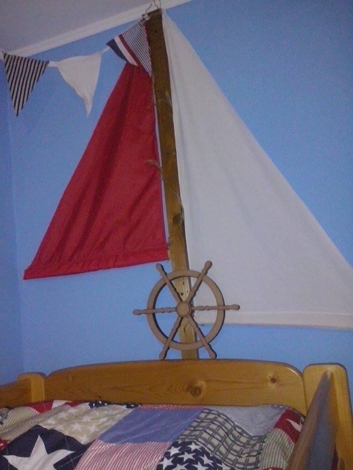 Detské mená a dekorácie v námorníckom štýle - Obrázok č. 81