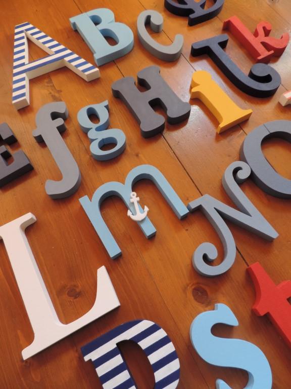 Detské mená a dekorácie v námorníckom štýle - Obrázok č. 83