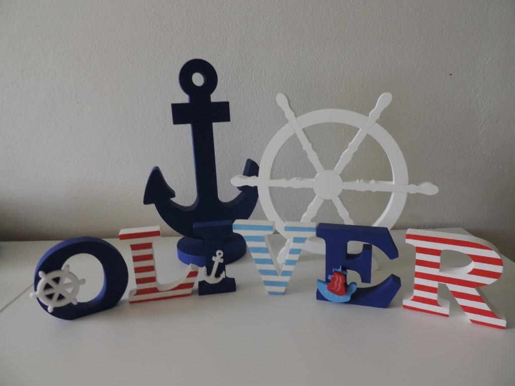 Detské mená a dekorácie v námorníckom štýle - Obrázok č. 89