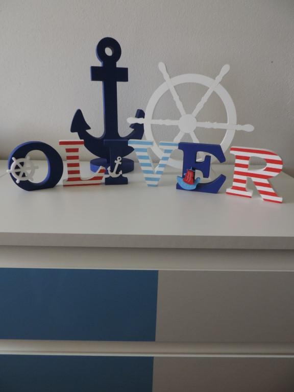 Detské mená a dekorácie v námorníckom štýle - Obrázok č. 90
