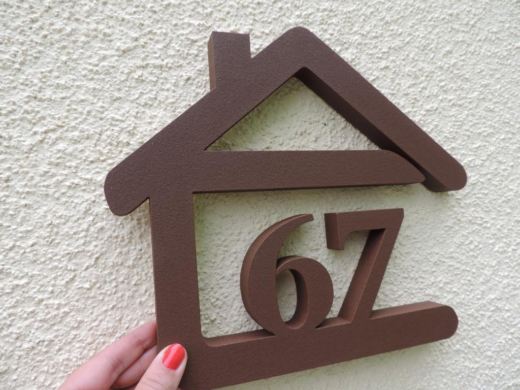 Originálne čísla na dom v domčeku - Obrázok č. 32