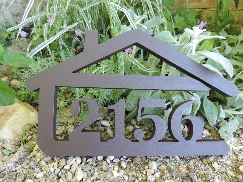 Originálne čísla na dom v domčeku - Obrázok č. 35