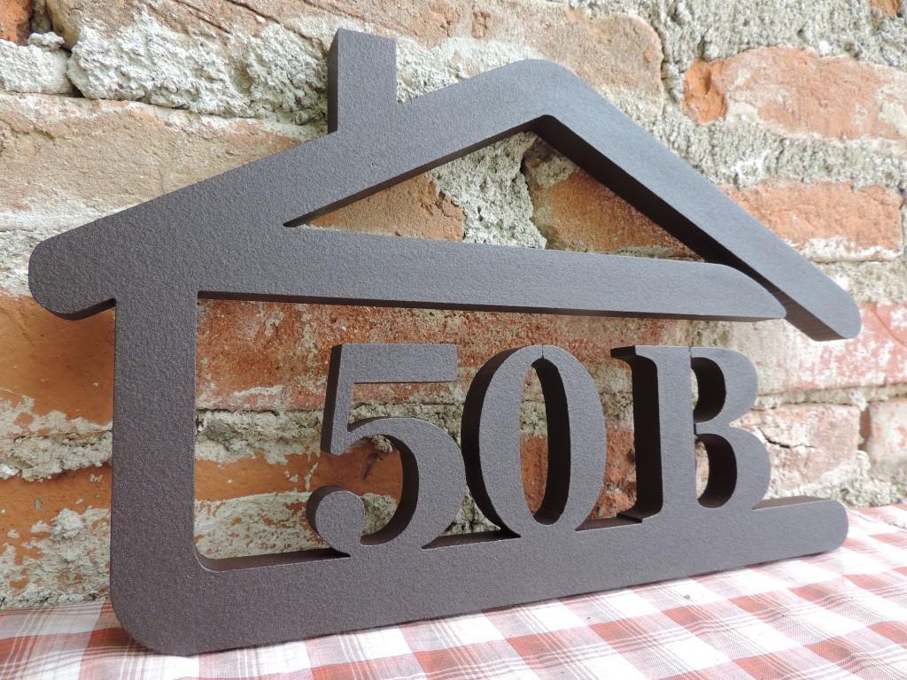 Originálne čísla na dom v domčeku - Obrázok č. 40