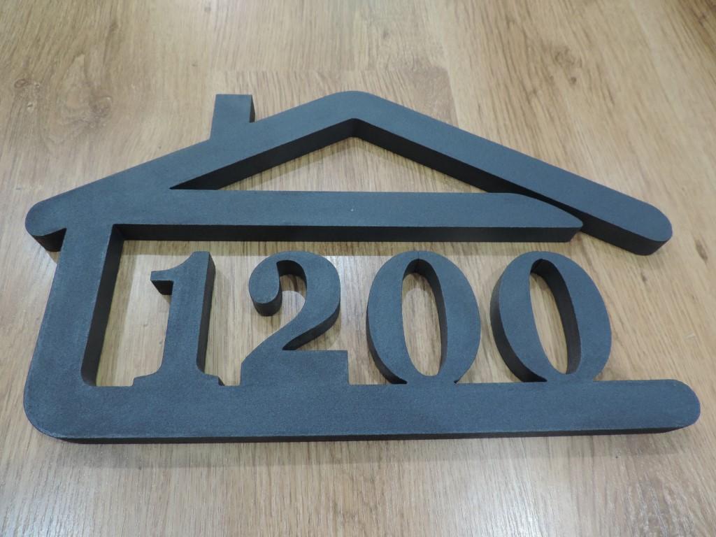 Originálne čísla na dom v domčeku - Obrázok č. 42
