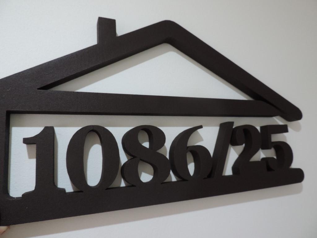 Originálne čísla na dom v domčeku - Obrázok č. 51