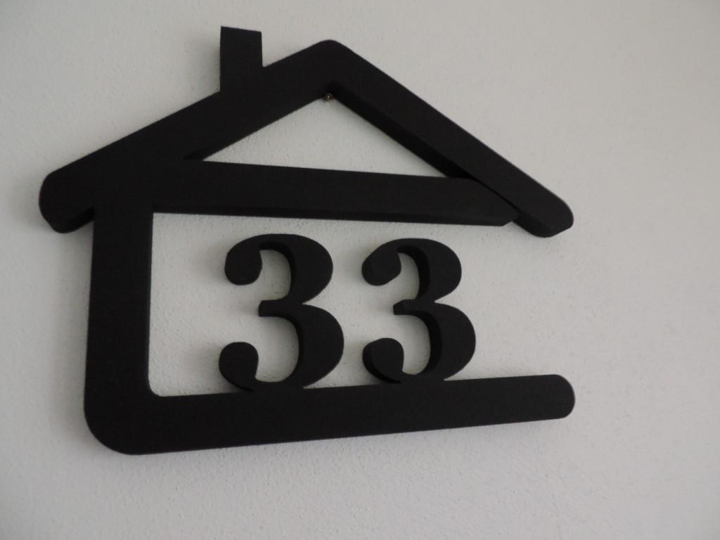 Originálne čísla na dom v domčeku - Obrázok č. 58