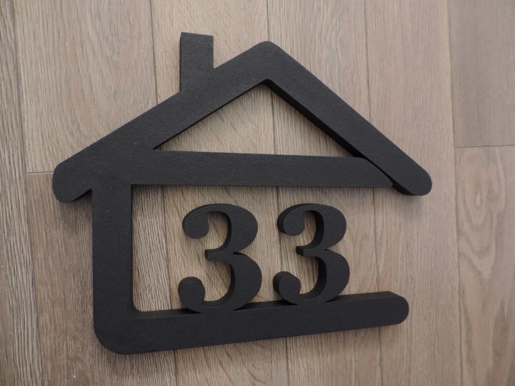 Originálne čísla na dom v domčeku - Obrázok č. 61
