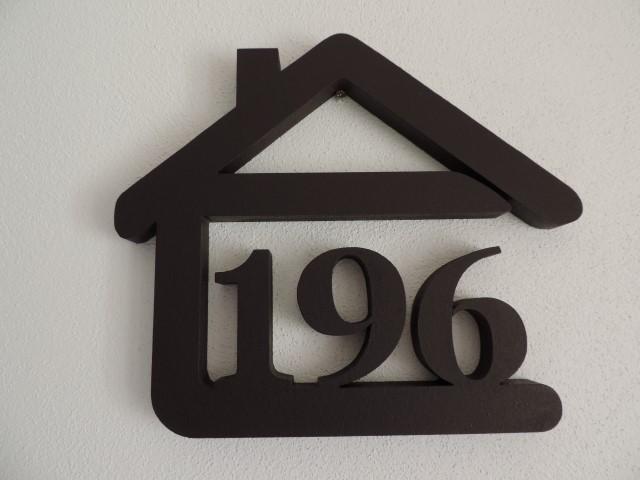 Originálne čísla na dom v domčeku - Obrázok č. 64