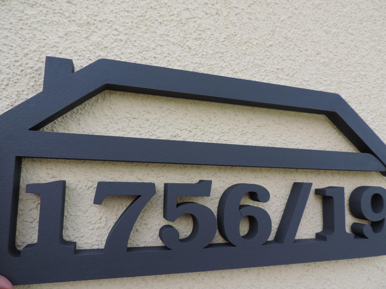 Originálne čísla na dom v domčeku - Obrázok č. 75